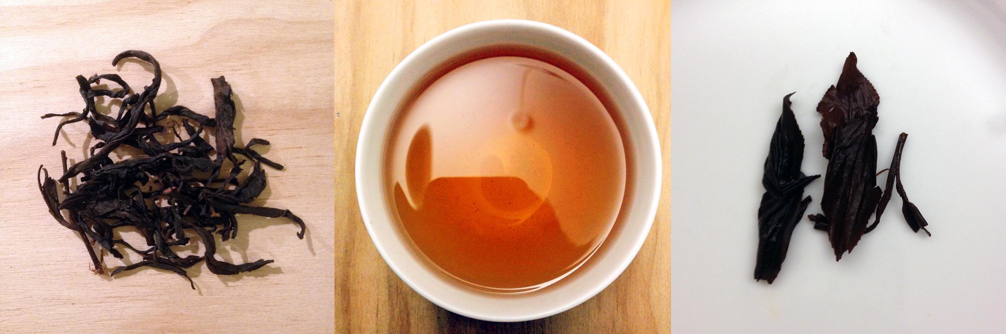 Yuchi wild tea