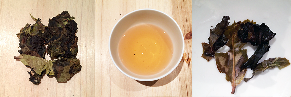 Feng Qing  Wild White Tea