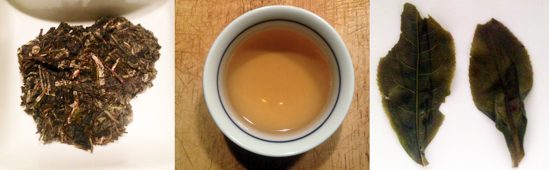 2015 Last thoughts raw puerh