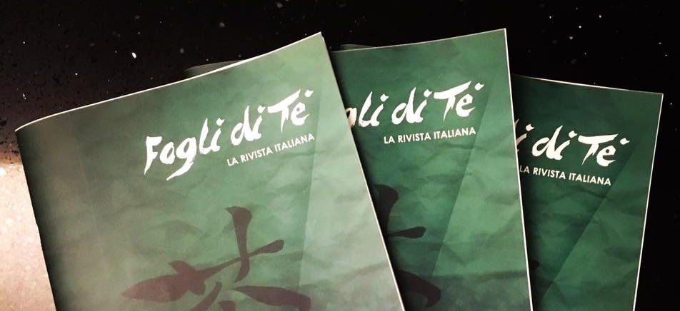 Leggi il 1° numero della rivista italiana sul tè